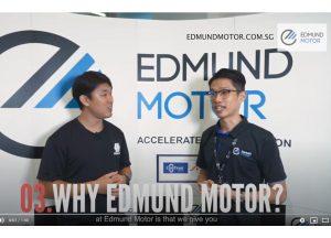 Why Edmund Motor