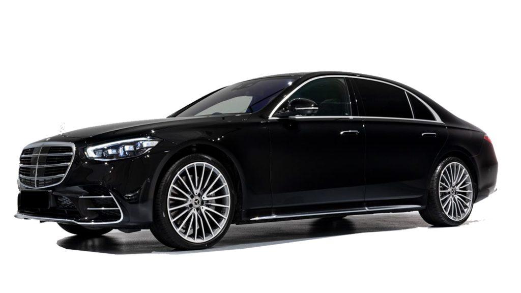 Mercedes-Benz S500 AMG Line Premium Plus exclusive